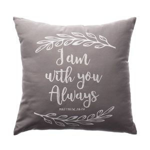 With You Always Pillow - NWT